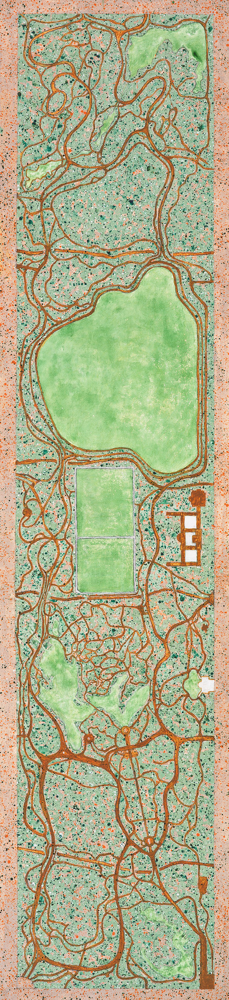 Central Park (Map of Central Park #1)
