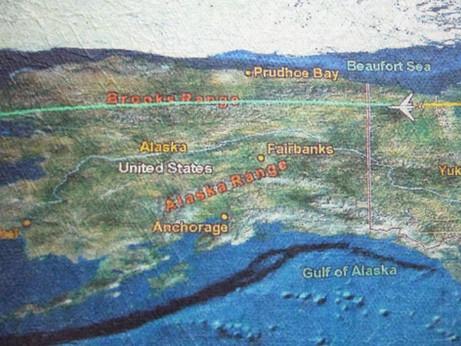 Flight Maps #1