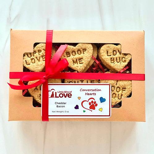 Conversation Hearts Gift Box