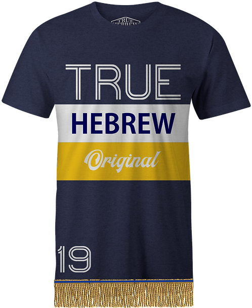 TRUE HEBREW ORIGINAL