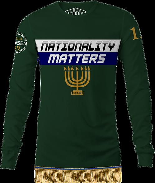 NATIONALITY MATTERS TEE