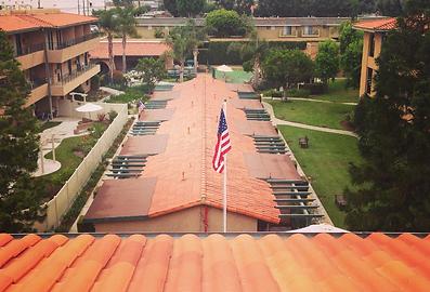 Huntington Beach Property Management Roofer