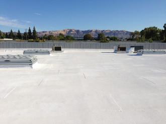 Wilson Business Park Commercial Roof Replacement in Chatsworth, California