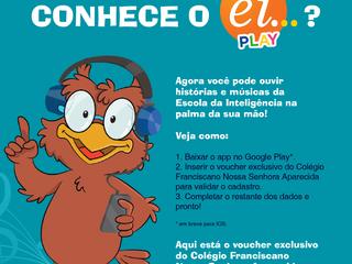 Você já conhece o Ei Play?