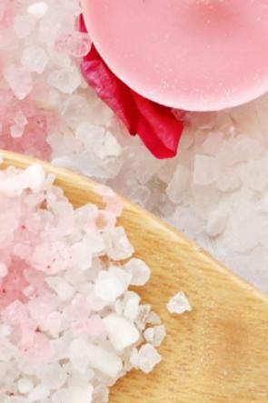 4 oz Himalayan Pink Salt Soak