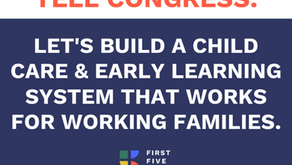 It's Time to Make Some Noise! Congress has until 10/31 to act on the Build Back Better Bill