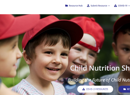 Did you know about this Child Nutrition Sharing Site by ICN and USDA?