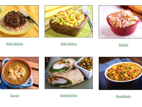 Team Nutrition Releases 45 New CACFP Recipes