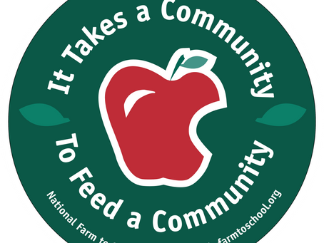 How are you celebrating National Farm to School Month?