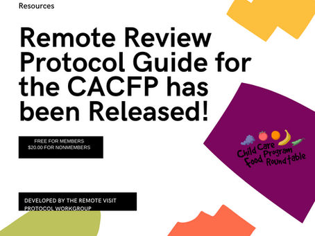 It's Here! The Remote Review Protocol Guide