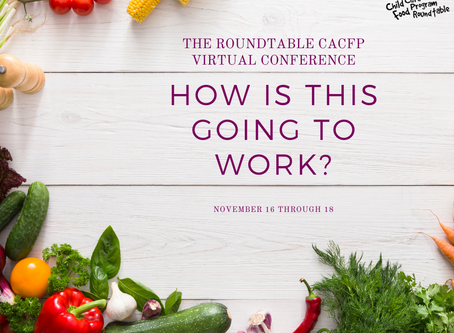 Wondering how our virtual conference is going to work?  We've got you covered...