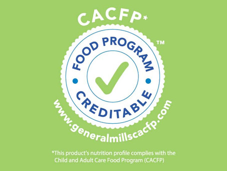 Did you know that General Mills has a special CACFP website?