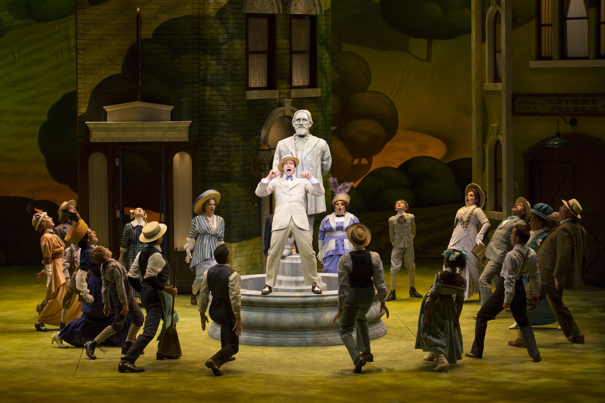The Music Man - Guthrie Theater