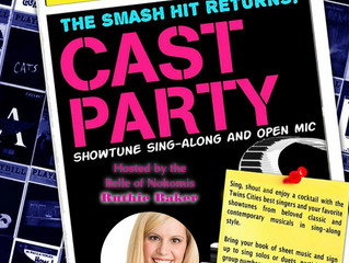 Hosted Cast Party: A Show Tune Sing-Along