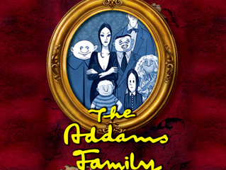 Choreographing Addams Family
