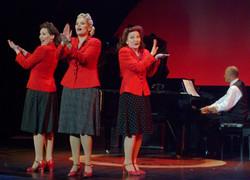 Sisters of Swing Riverside Theatre