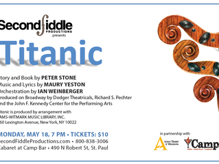 Staged Reading of Titanic with Second Fiddle