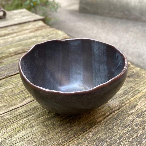 コロコロ鉢 黒