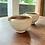 Thumbnail: すり鉢(中)乳白2色ライン