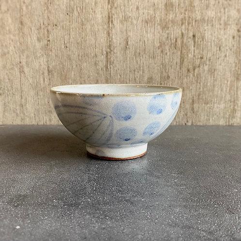 飯碗(中)白釉