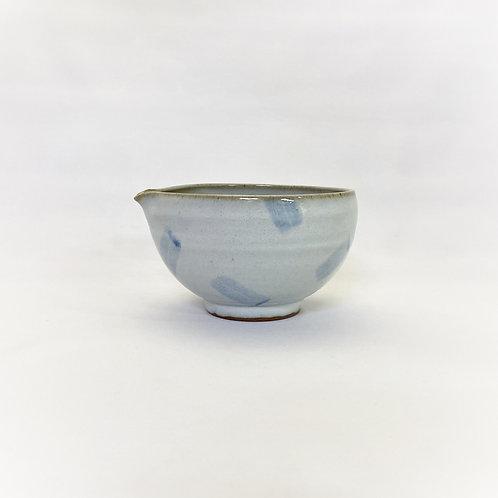 すり鉢(中) 白釉