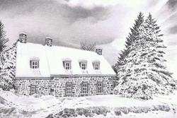 Maison de pierre / Stone House