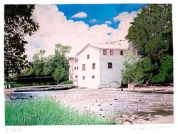Moulin Légaré Mill, St-Eustache, Qc.