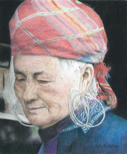 La tisseuse \ The weaver