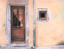 Porte d'Alsace / Door of Alsace