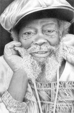 Homme à casquette / Man with Hat