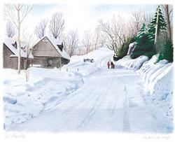 Un hiver de neige / A Snowy Winter