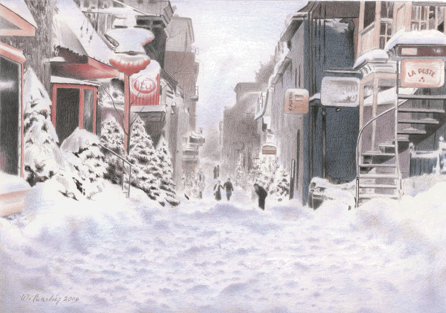 Le Petit Champlain, Québec City