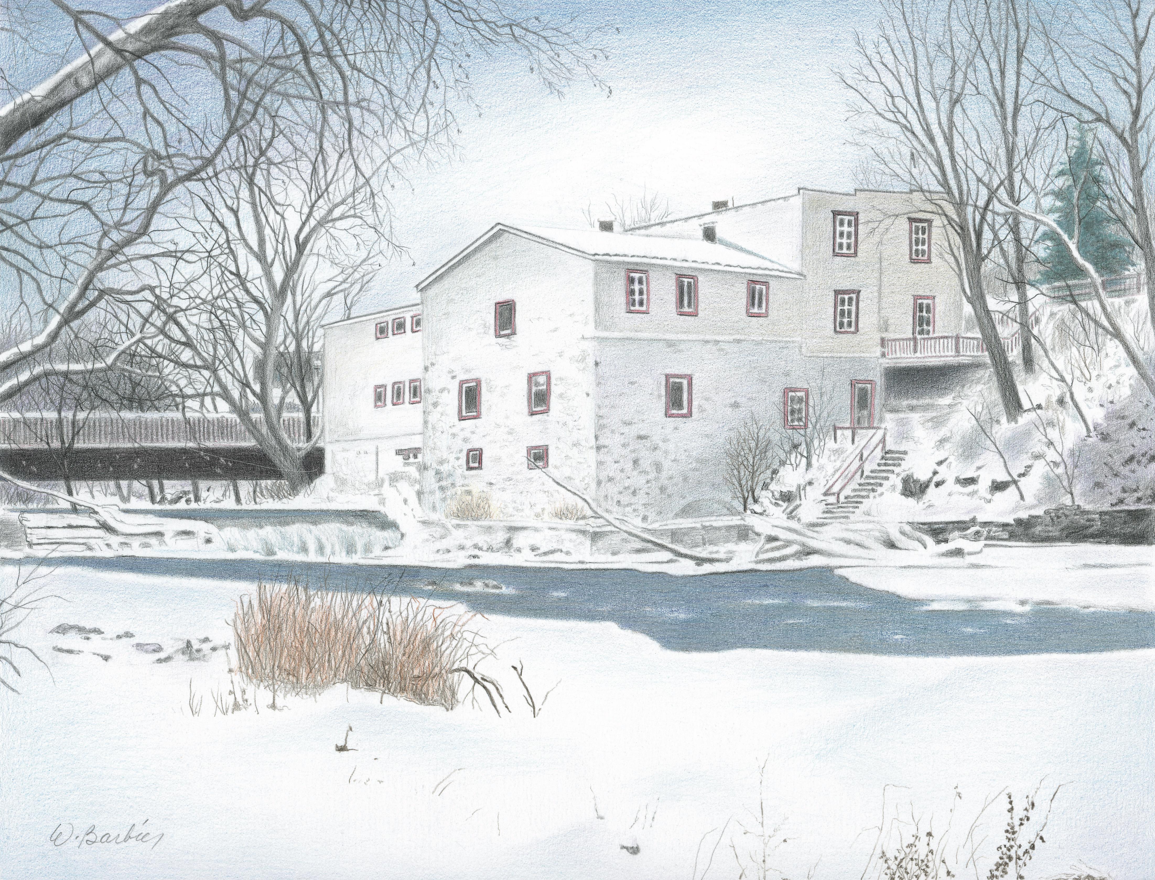 Moulin Légaré Mills