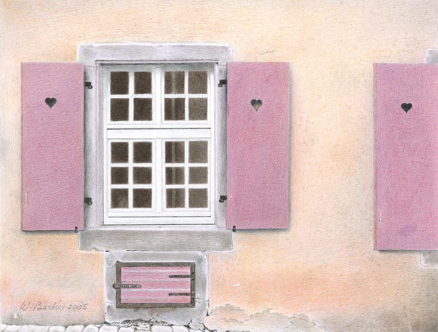 Fenêtre d'Alsace / Window of Alsace