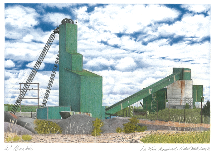 Mine Bouchard-Hébert Mining