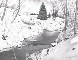 Mon ruisseau / My Creek