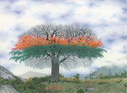 L'arbre 4 saisons/ Four Seasons Tree