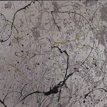Releitura de Pollock, 2004