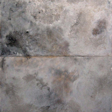 Díptico Névoas de Pensamento, 2009