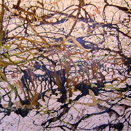 Releitura sobre Pollock , 2003