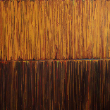Díptico Marrom e Amarelo, 2011