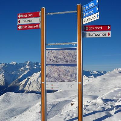 Ski resort : Savoleyres