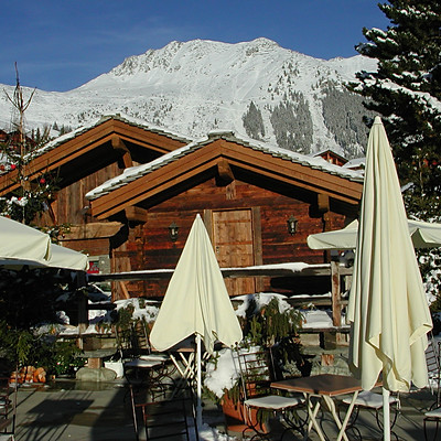 Ski resort Restaurants