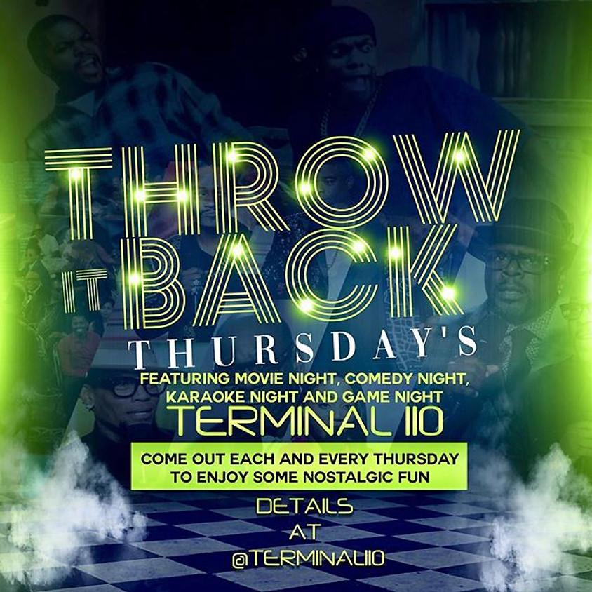 Throw It Back Thursday!