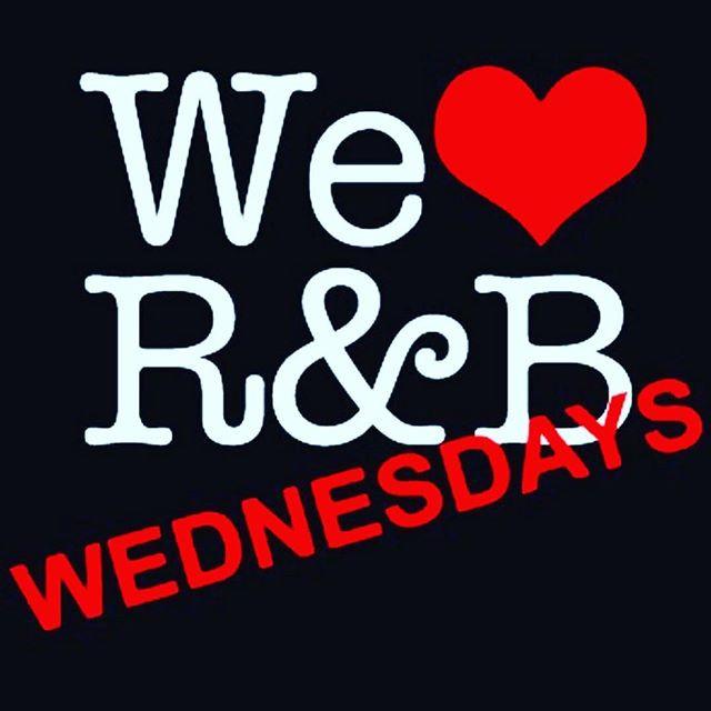 R&B WEDNESDAY