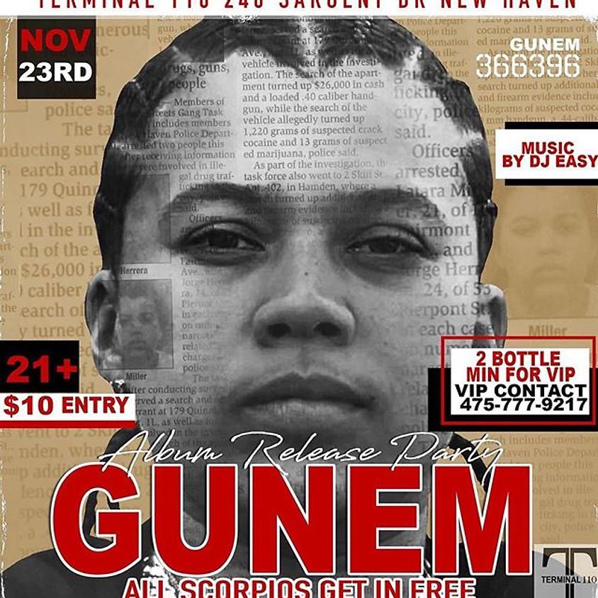 GUNEM Album Release Party