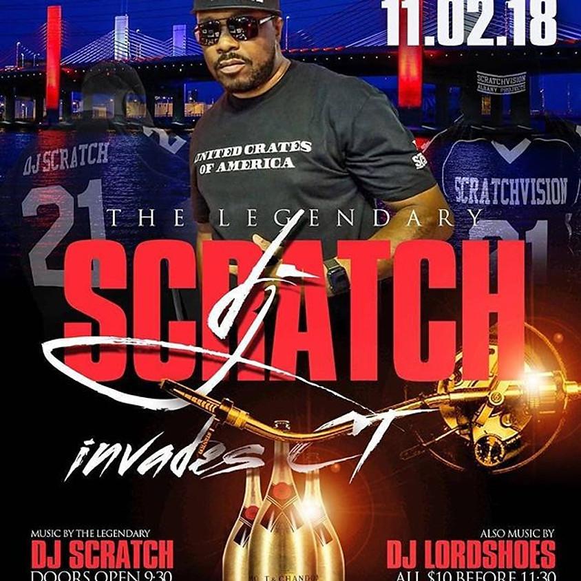 DJ Scratch Invades CT