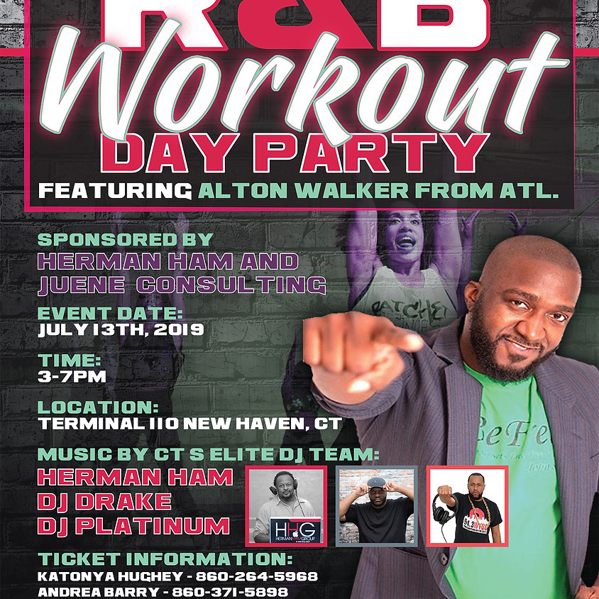 R&B Workout Day Party