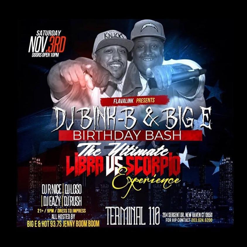 DJ Bink & Big E Brithday Bash