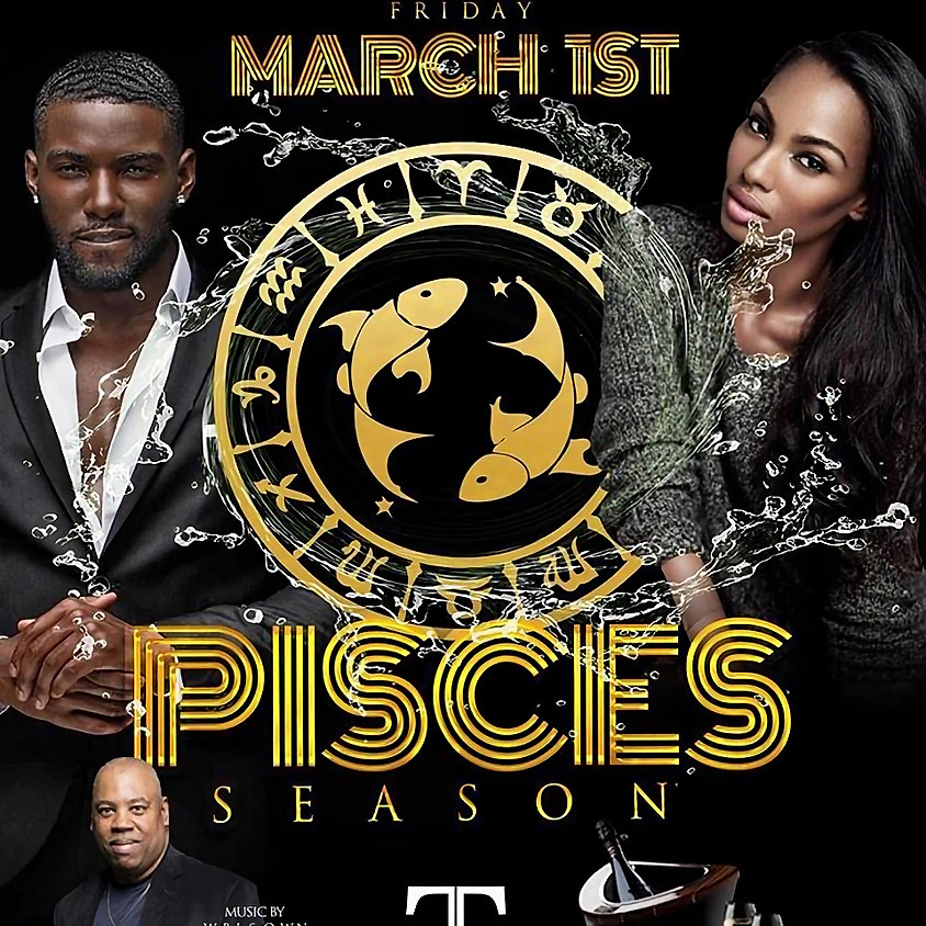 Upsacle First Friday Pisces Affair